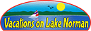 Vacations on Lake Norman Logo